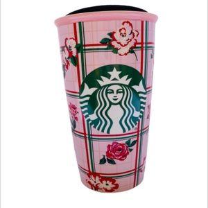 Starbucks + Ban.dō double wall travel mug 12oz